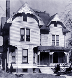 Original 1929 location